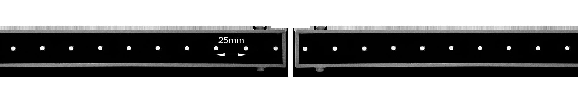 25mm Pixel Pitch