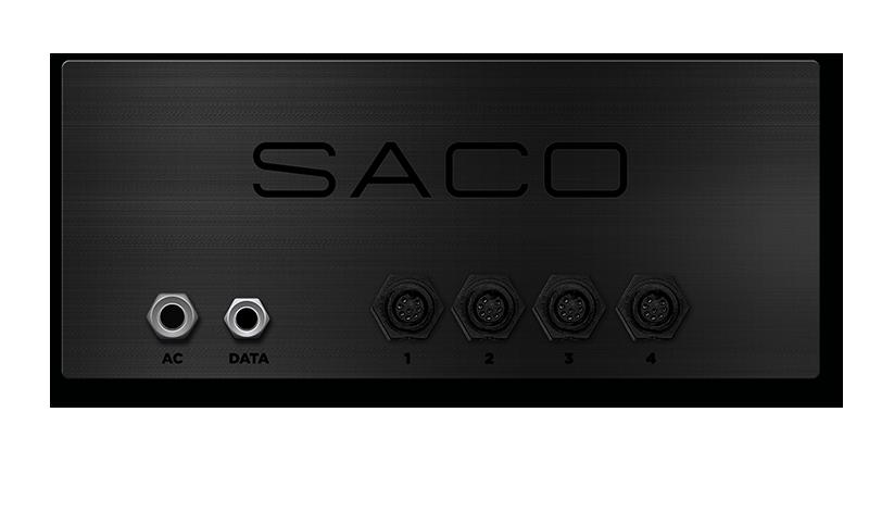 SACO V-BRAIN 2