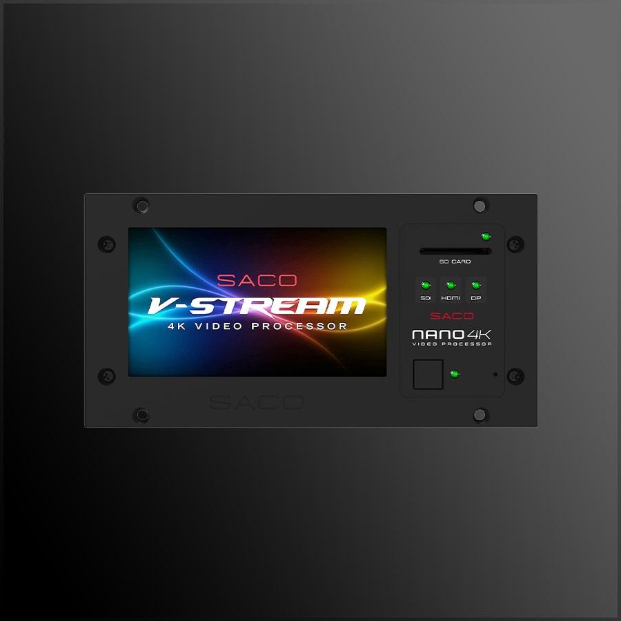 Processeur NANO 4K